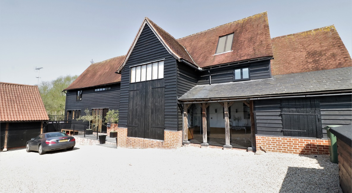 MILL BARN, THE CAUSEWAY, FINCHINGFIELD