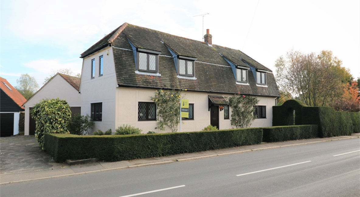 Rosetta, Bridge End, Great Bardfield, Essex, CM7 4TB