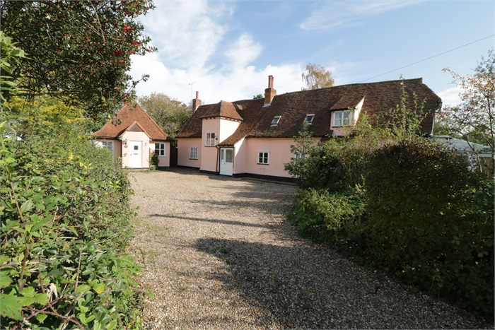 Webbs Cottage, Woolpits Road, Great Saling, CM7 5DZ