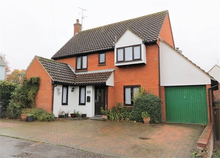 15 The Hopgrounds, Finchingfield, CM7 4LU