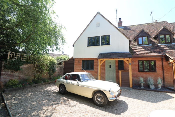 3 St Marys Court, Great Bardfield