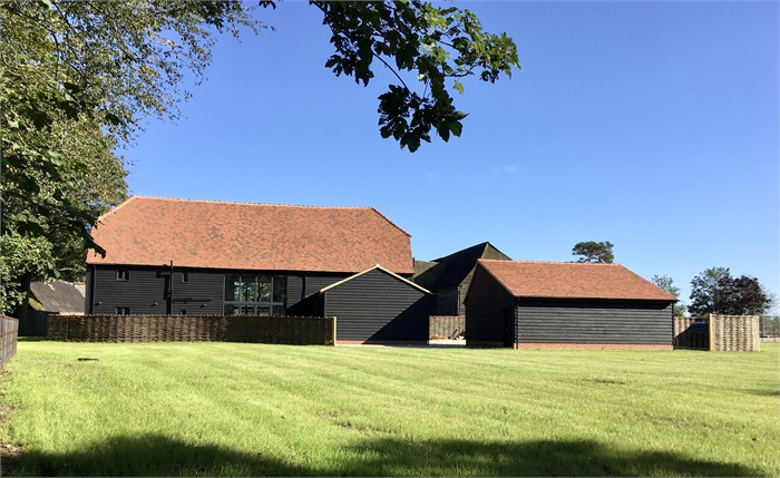 Willow Barn, Great Bardfield